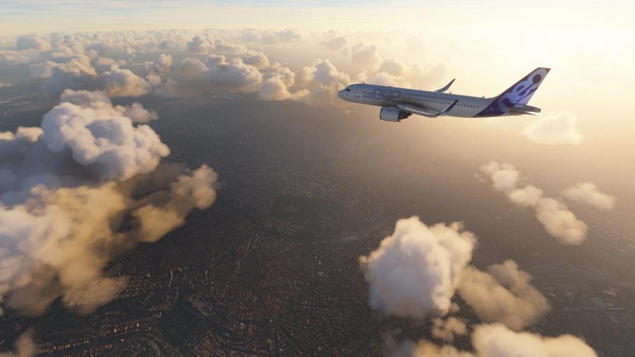 Microsoft Flight Simulator Review - Screenshot 1 of 5