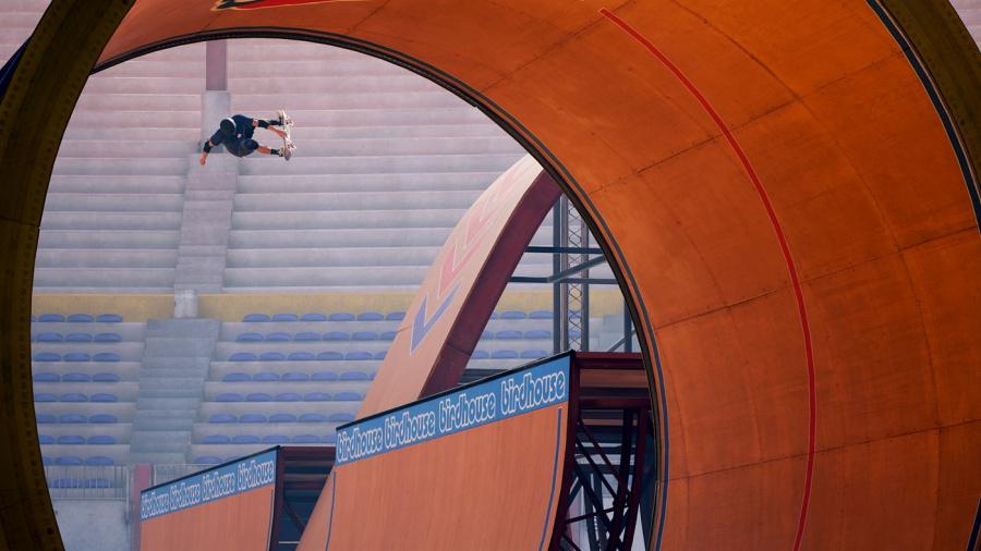 Tony Hawk's Pro Skater 1 + 2 Review - Screenshot 1 of 4