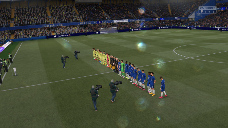 FIFA 21 Review - Screenshot 1 of 4