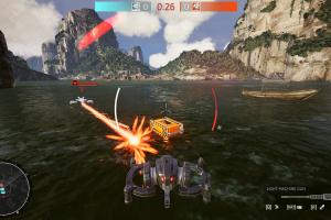 Comanche Screenshot