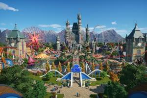 Planet Coaster: Console Edition Screenshot