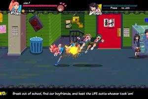 River City Girls Screenshot