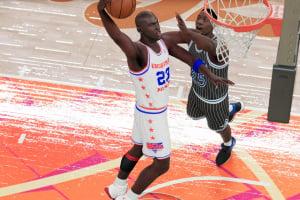 NBA 2K21 Screenshot