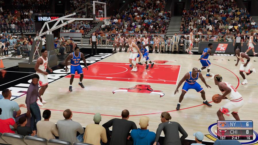 NBA 2K21 Next Generation Review - Screenshot 1 of 6