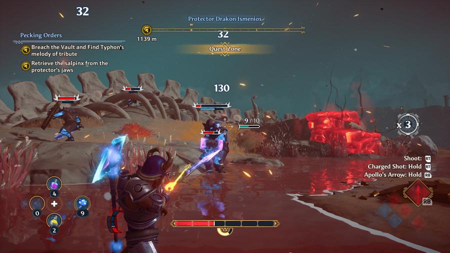 Immortals Fenyx Rising Review - Screenshot 1 of 8