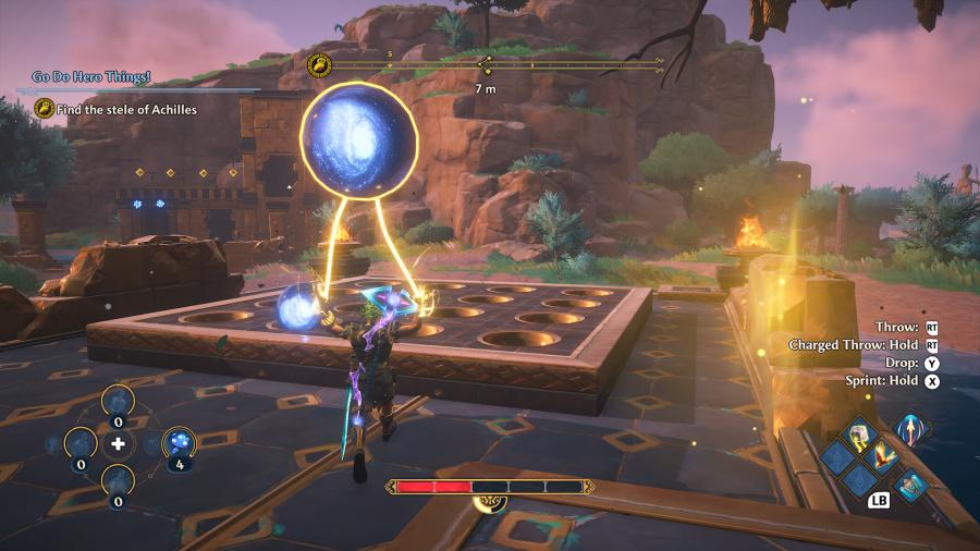 Immortals Fenyx Rising Review - Screenshot 1 of 7