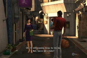 Yakuza 6: The Song of Life Screenshot