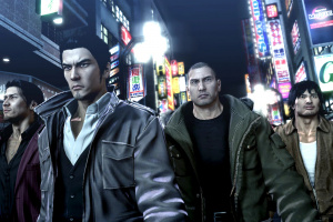 The Yakuza Remastered Collection Screenshot