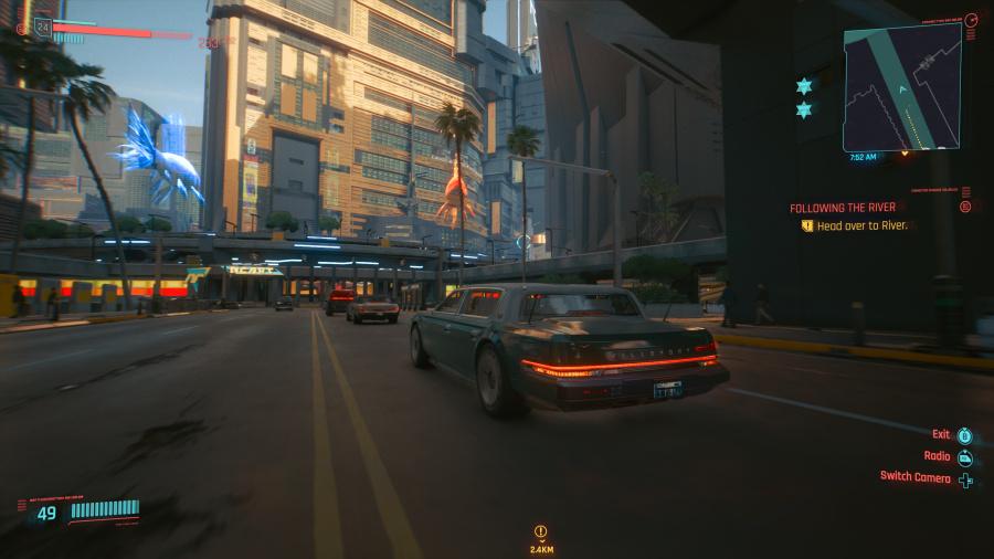 Cyberpunk 2077 Review - Screenshot 1 of 7