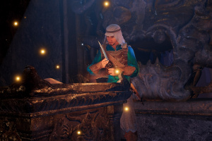 Prince of Persia: The Sands of Time Remake Screenshot