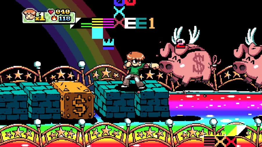 Scott Pilgrim vs. The World: The Game – Complete Edition Review - Screenshot 1 of 3