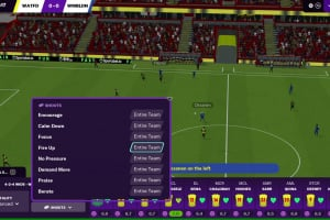 Football Manager 2021: Xbox Edition Screenshot