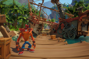 Crash Bandicoot 4: It's About Time Screenshot