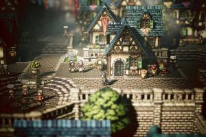 Octopath Traveler Screenshot
