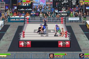 RetroMania Wrestling Screenshot