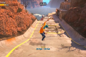 Tony Hawk's Pro Skater 1 + 2 Screenshot