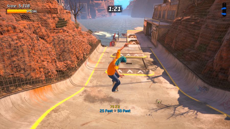 Tony Hawk's™ Pro Skater™ 1 + 2 Review - Screenshot 1 of 6