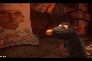 Rush: A DisneyPixar Adventure Screenshot