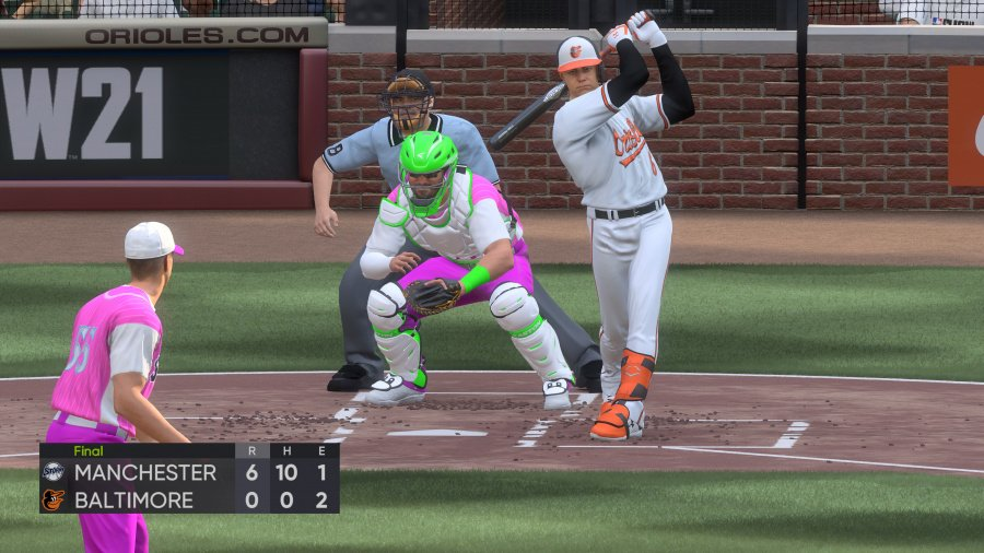 MLB The Show 21 Review - Screenshot 1 of 3