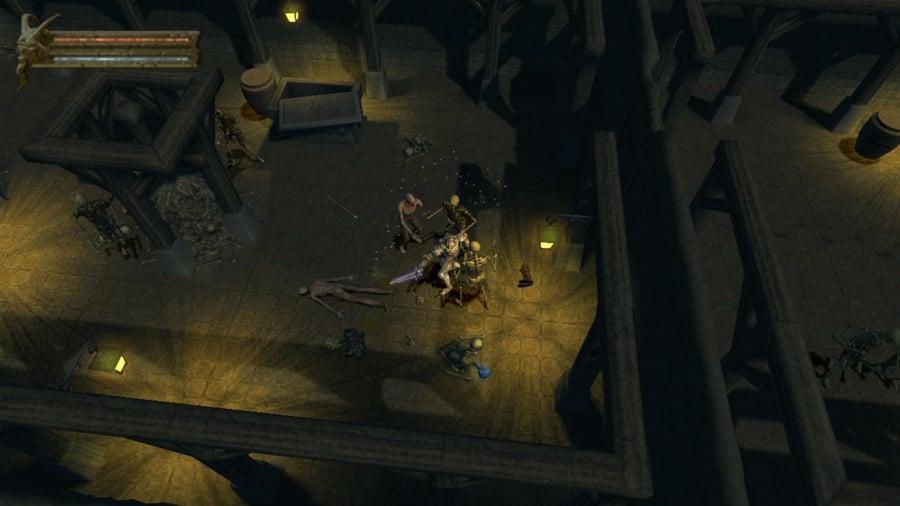 Baldur's Gate: Dark Alliance Review - Screenshot 1 of 6