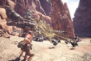Monster Hunter: World Screenshot