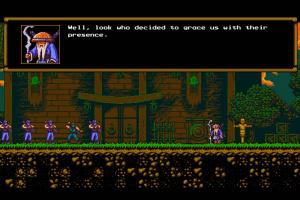 The Messenger Screenshot