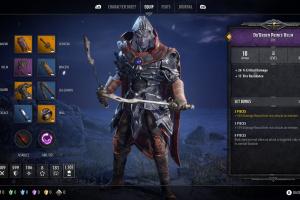 Dungeons & Dragons: Dark Alliance Screenshot