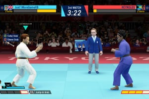 Olympic Games Tokyo 2020 - The Official Video Game Screenshot