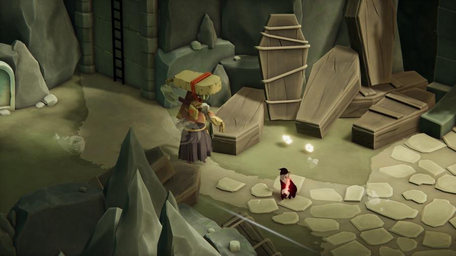 Death's Door Review - Screenshot 1 of 4