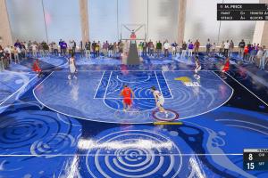 NBA 2K22 Screenshot