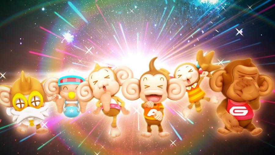 Super Monkey Ball Banana Mania Review - Screenshot 1 of 10