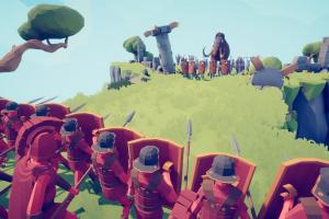 Totally Accurate Battle Simulator Screenshot
