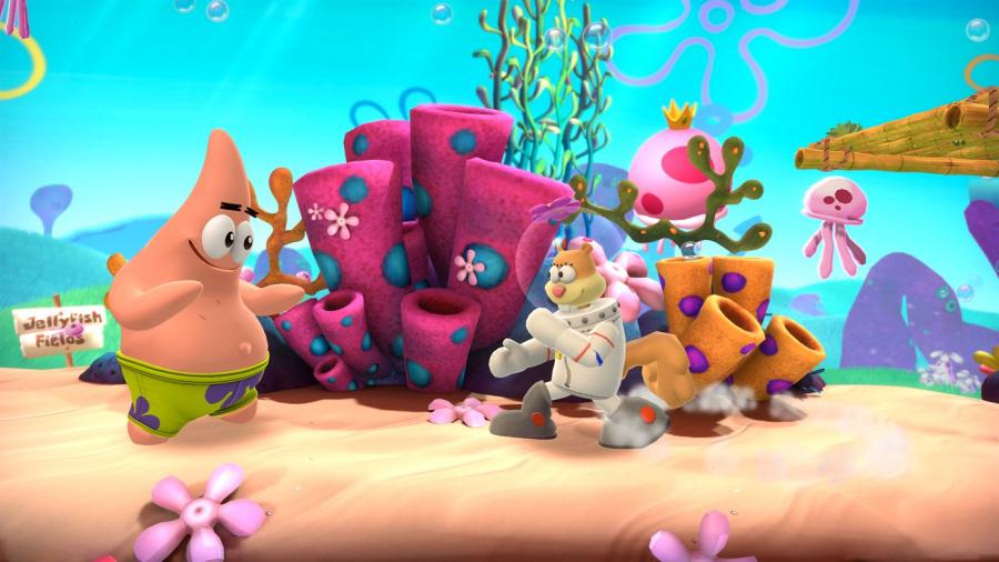Nickelodeon All-Star Brawl Review - Screenshot 1 of 6
