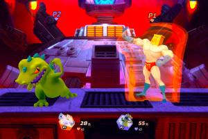 Nickelodeon All-Star Brawl Screenshot
