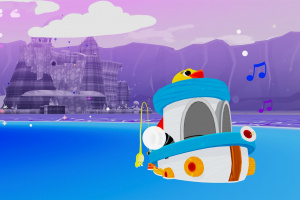 Rainbow Billy: The Curse of the Leviathan Screenshot