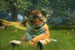Kinectimals Screenshot