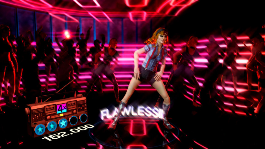 Dance Central Review - Screenshot 1 of 5