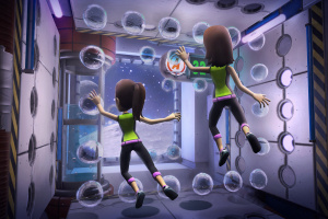 Kinect Adventures Screenshot