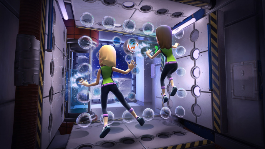 Kinect Adventures Review - Screenshot 1 of 3