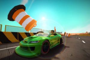Kinect Joy Ride Screenshot