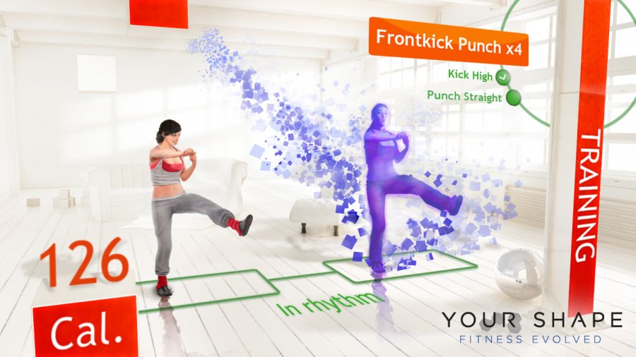 Your Shape: Fitness Evolved Review - Screenshot 1 of 4