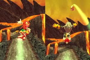 Sonic Free Riders Screenshot