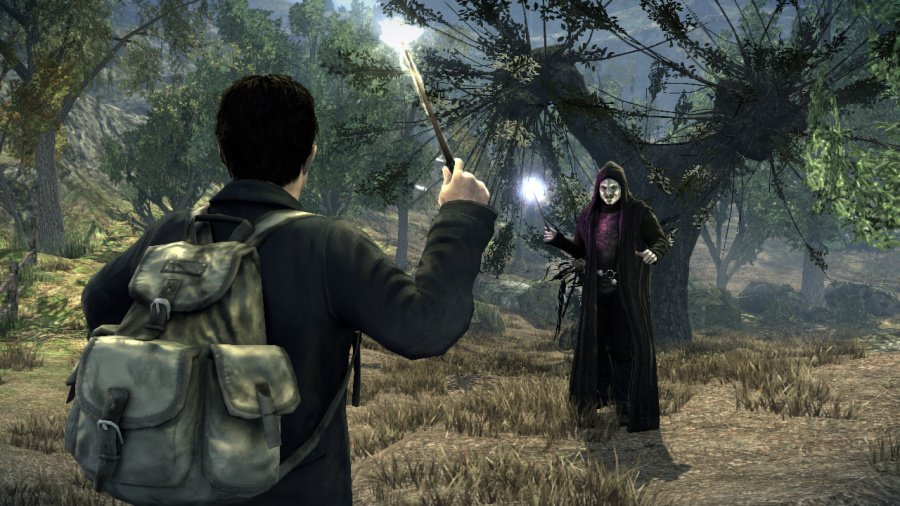 Harry Potter and the Deathly Hallows: Part I Review - Screenshot 1 of 5