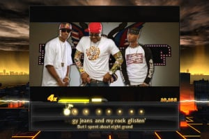 Def Jam Rapstar Screenshot