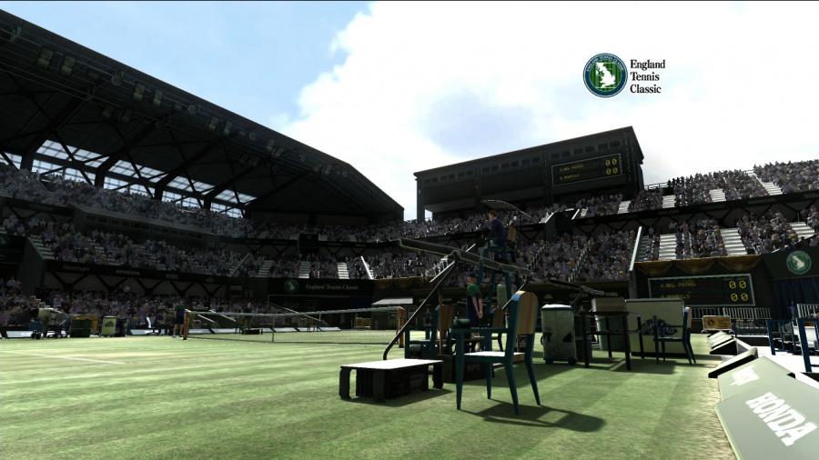 Virtua Tennis 4 Review - Screenshot 1 of 2