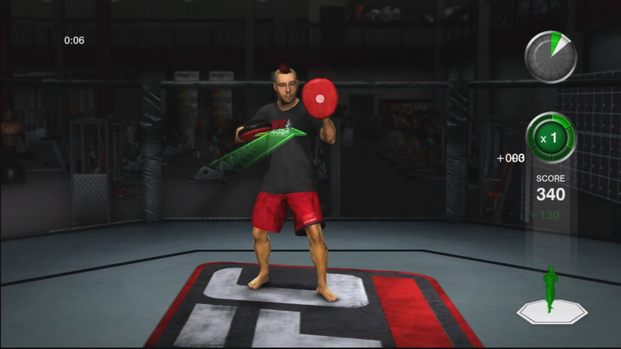 UFC Personal Trainer: The Ultimate Fitness System Review - Screenshot 1 of 4