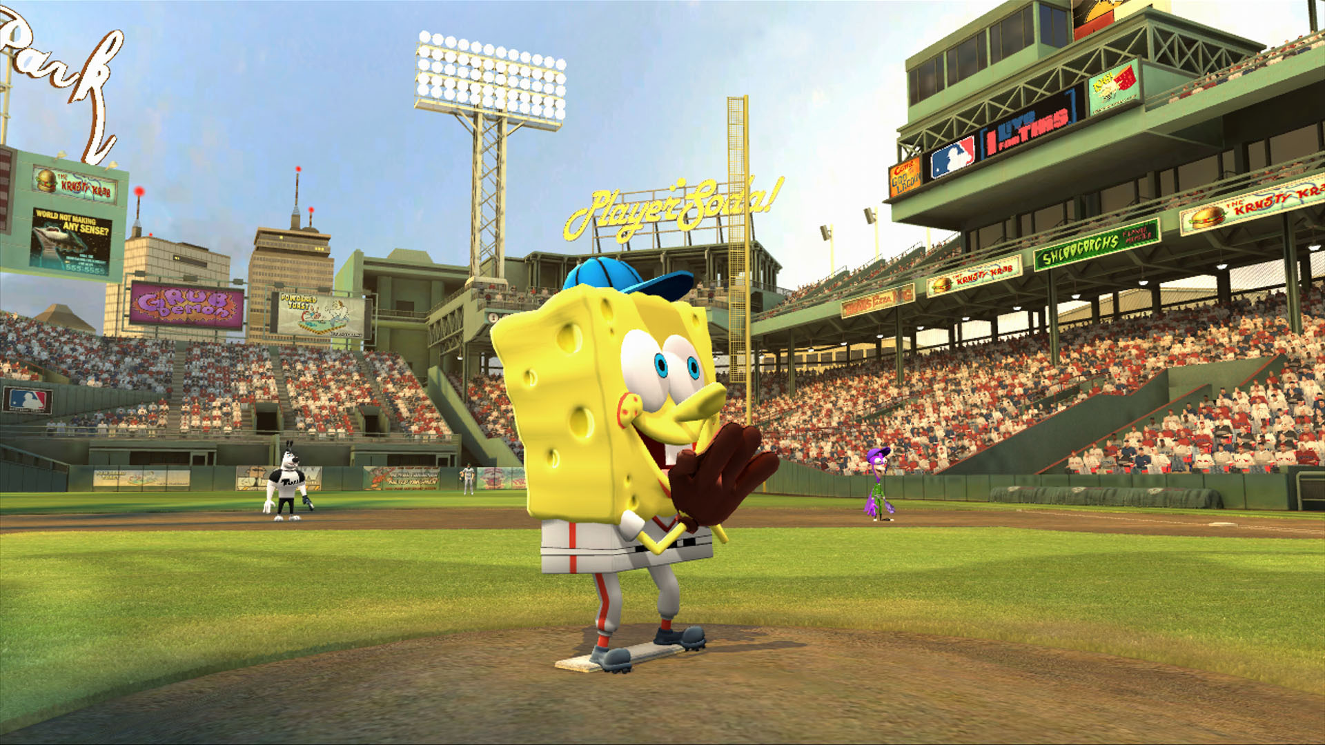 Nicktoons MLB Screenshot