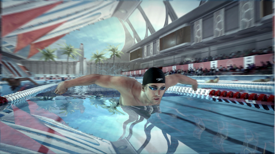 Michael Phelps - Push the Limit Review - Screenshot 1 of 3