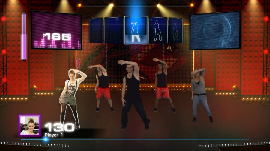 Let's Dance with Mel B Review - Screenshot 1 of 3