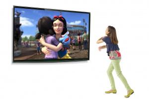 Kinect Disneyland Adventures Screenshot